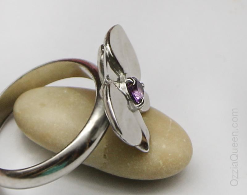 Кольцо Фаленопсис